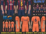 Pro Evolution Soccer 2014 /140127barcelona_kit.jpg